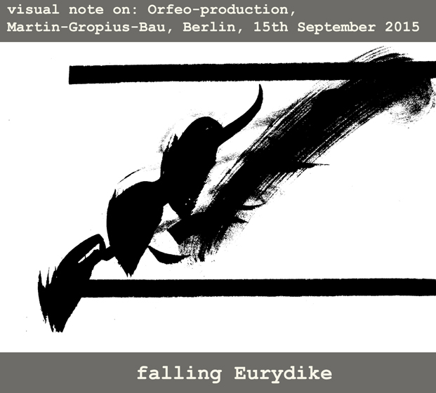 Falling Eurydike