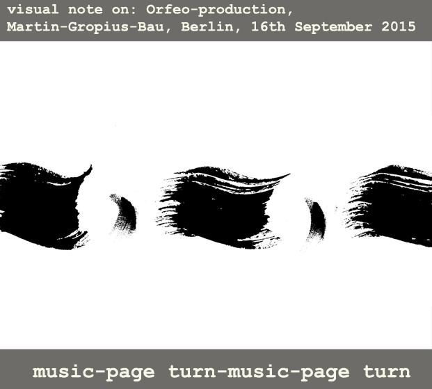 Music turn page